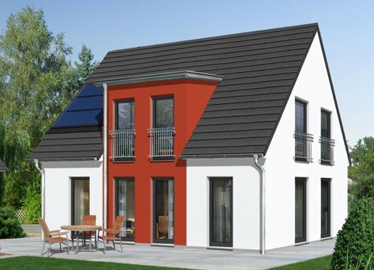 finanzierungsvergleich eines town country standard haus mit einem effizienzhaus 70 geisler. Black Bedroom Furniture Sets. Home Design Ideas