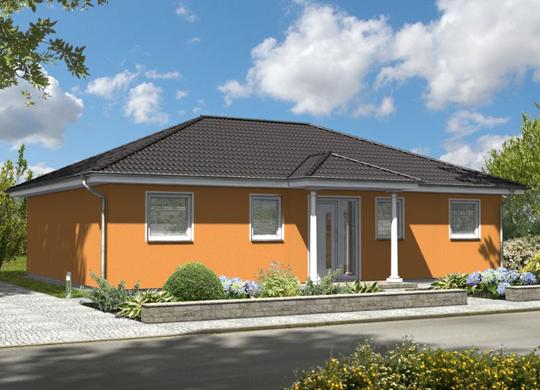 baustellenbesichtigung am in 15749 motzen bungalow 110 von town country haus. Black Bedroom Furniture Sets. Home Design Ideas