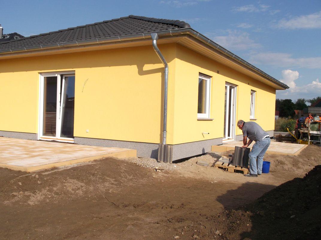 wir bauen einen town country bungalow letzter teil geisler immobilien hausbau blog. Black Bedroom Furniture Sets. Home Design Ideas