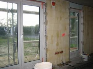 Fenster, Elektroinstallation