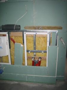 Trockenbau Badezimmer