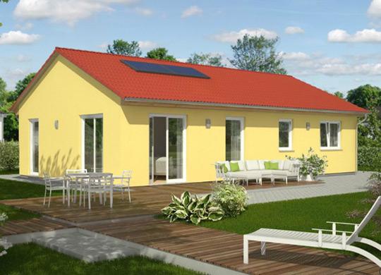 bungalow 100 baustellenbesichtigung am von 11. Black Bedroom Furniture Sets. Home Design Ideas