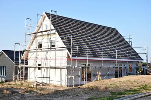 """Massivhaus bauen mit """"Eigenleistungen"""""""