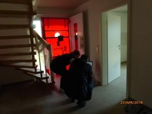 Blower Door Test